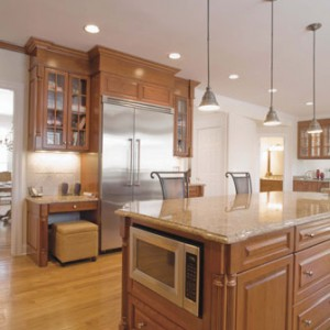 Millwork can add appeal and a classic feel