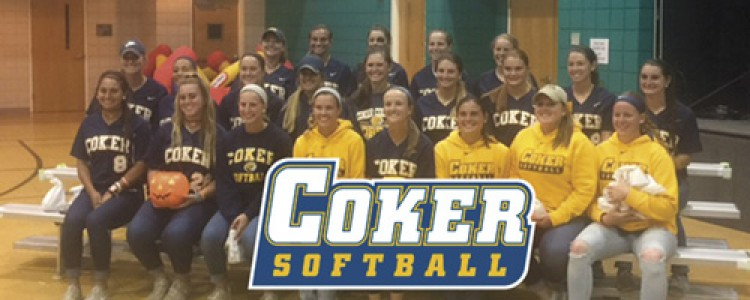 Coker softball lends hand in Hartsville community