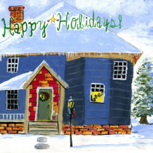 Hartsville Middle's Leonard wins 2016 DCSD Holiday Card Art Contest