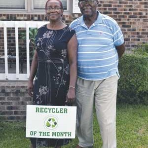 Recyclers of the Month announced