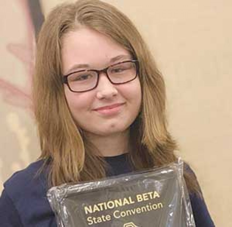 PDMSTA scholar earns second place in Spanish competition